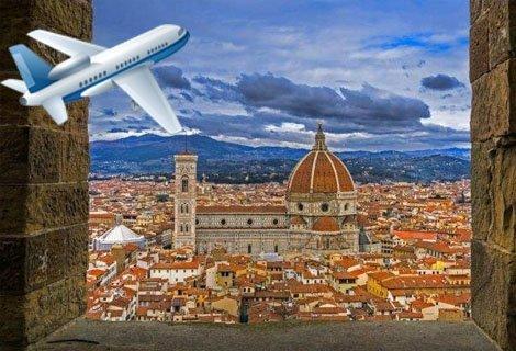 Трети Март в Сърцето на Италия - Флоренция! САМОЛЕТЕН БИЛЕТ + 3 Нощувки със Закуски в хотел Pаlazzo Ricasoli 4* + Турист