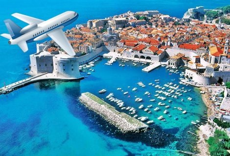 Великден 2018 в Дубровник! Самолетен билет + 3 нощувки със закуски и ВЕЧЕРИ в хотел 2* за 587 лв. или в хотел 4 * за 630