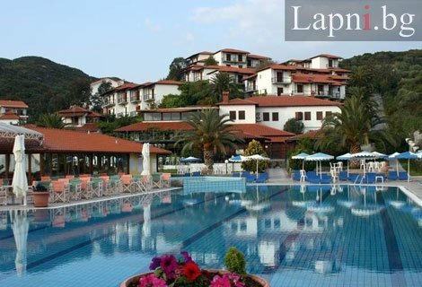 ХАЛКИДИКИ, Aristoteles Holiday Resort & Spa 4*: 3 нощувки на база All Inclusive за 173 лв. на Човек