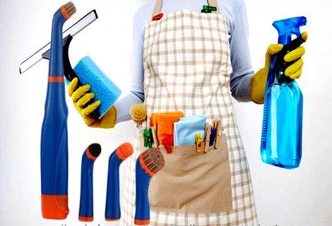 Необичайна техника за лесно и ефективно почистване на Вашата печка или труднодостъпни места с днешното ни предложение -