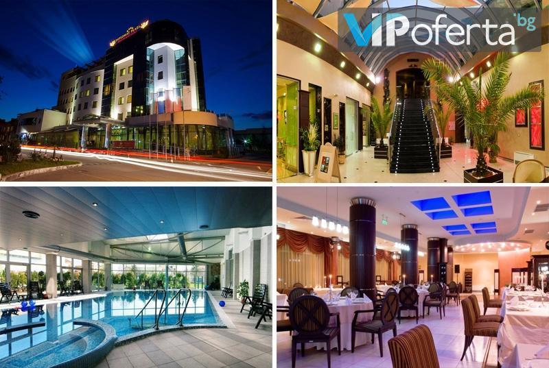 Двудневен пакет за двама със закуски и СПА в DIPLOMAT PLAZA Hotel & Resort****