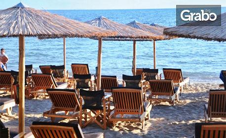 През Април в Гърция! 2 или 3 нощувки за двама или трима, от Vryzas Resort