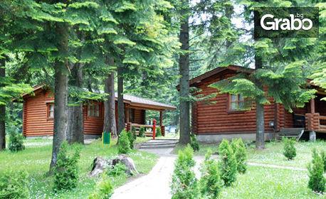 За Фестивала на дърворезбата в Боровец! 2 нощувки за до петима