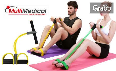 Ластик за фитнес упражнения