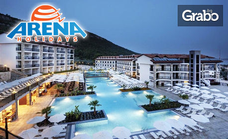 Морски релакс край Дидим! 7 нощувки на база 24h Ultra All Inclusive в Хотел Ramada Resort & Aquapark 4*+ в Акбук