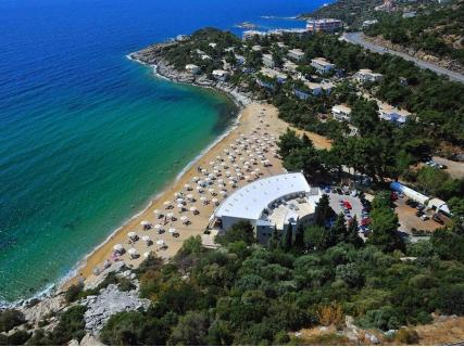 ЦЯЛО ЛЯТО в КАВАЛА! HOTEL BOMO TOSCA BEACH 4*: 3 нощувки ULTRA ALL INCLUSIVE за 202 лв. на Човек + Дете до 11.99 год. БЕ
