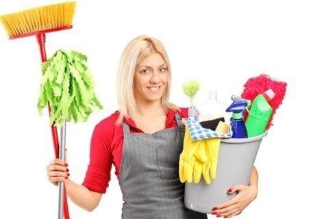 Цялостно Комплексно почистване за жилища, офиси и други помещения до 80 кв. само за 90лв. от Авитохол!