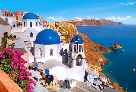 Автобусна екскурзия до остров Санторини! Транспорт 7 дни / 4 нощувки със закуски в хотели 2* / 3* за 543 лв. на ЧОВЕК!