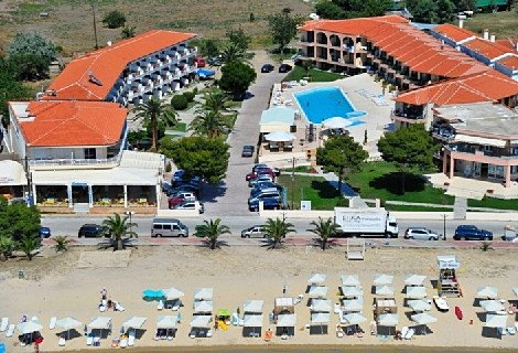 Гърция - ХАЛКИДИКИ, TORONI BLUE SEA 4*: 1 нощувка със закуска и ВЕЧЕРЯ на цена от 65 лв. на ЧОВЕК / 3 нощувка със закуск