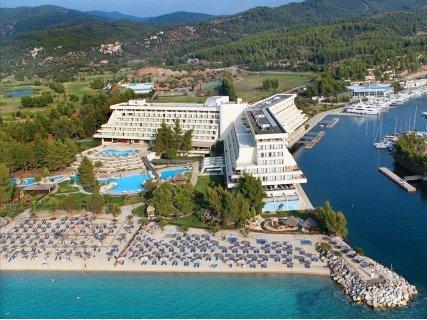 5 звездно лято на Халкидики, хотел Porto Carras Meliton 5*! 3 нощувки със Закуски и Вечери за 412 лв. на Човек!