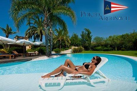 Last Minute!  ИТАЛИЯ, ПУЛИЯ, в хотел Degli Argonauti Club Resort 4*! Чартърен полет със самолет + 7 нощувки + Закуски и