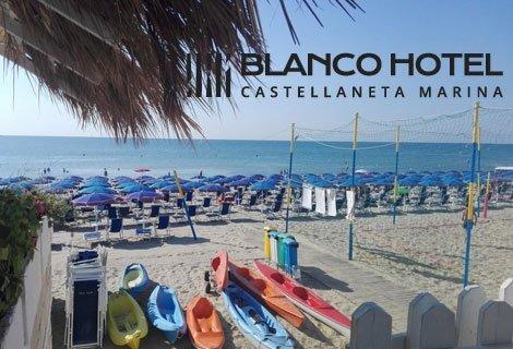 ИТАЛИЯ, ПУЛИЯ, в хотел Blanco Superior 4*! Чартърен полет със самолет + 7 нощувки + закуски и ВЕЧЕРИ с включени напитки