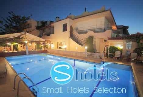 ТОП-ЦЕНА! Oстров КРИТ, Erato Hotel 3*: САМОЛЕТЕН БИЛЕТ + 7 нощувки със закуски и ВЕЧЕРИ на цени от 777 лв. на ЧОВЕК