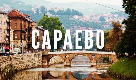 Уикенд в САРАЕВО - екскурзия с автобус! Транспорт + 2 нощувки със закуски в хотел 3* + Туристическа програма в Сараево, Мостар и Вишеград САМО за 215 лв.