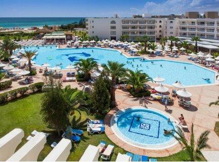 Почивка в Тунис 2018 г.!  7 нощувки на база ALL INCLUSIVE в хотел Vincci Marillia Superior 4*+ Чартърен Полет само за 83