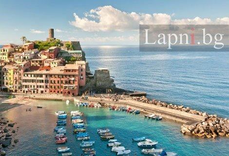 ШОК ЦЕНА!  Мечтана Италия за 756 лв! РИМИНИ, хотел Turquoise 3*+: ЧАРТЪРЕН полет + 7 нощувки, закуски и вечери с напитки + ЕКСКУРЗИИ в Римини, Болоня и Равена!