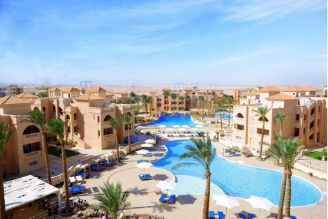 Египет в хотел ALBATROS SEA WORLD 4* с АКВАПАРК: Чартърен Полет с трансфери + 7 нощувки на база ALL INCLUSIVE в стандартна стая само за 962 лв. на ЧОВЕК!