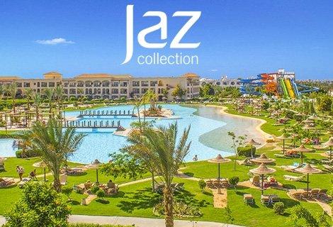 5-звездна почивка В ЕГИПЕТ, ХУРГАДА, Jaz Aquamarine 5* Ultra Lux: ЧАРТЪРЕН ПОЛЕТ +  6 нощувки на база All Inclusive в хотел Jaz Aquamarine 5*+ 1 нощувка на база закуска и вечеря в хотел Mercure Cairo Le Sphinx 5* + Екскурзия до Кайро и ПИРАМИДИТЕ на