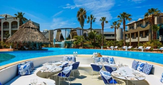 Лято на остров Тасос в ултра луксозният Ilio Mare Beach Hotel 5*, 4 нощувки с включени закуски и вечери на блок маса + б