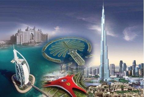 ДУБАЙ в хотел SUBA, LUX 4*! Самолетен билет +  7 нощувки със закуски + Целодневна екскурзия на Дубай с посещение на Малк