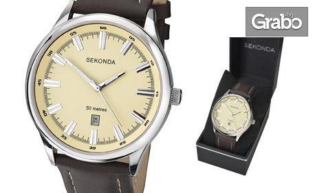 Оригинален мъжки часовник Sekonda
