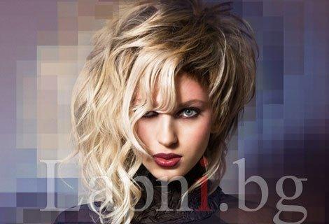 Боядисване с боя на клиента + Терапия според типа коса + Масажно измиване + Сешоар по избор за всяка дължина само за 18,