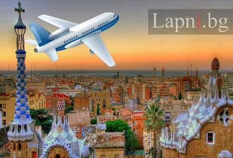 ИСПАНИЯ, Слънчева Каталуния ! Самолетен билет + 7 нощувки със Закуски, Обеди и Вечери в хотел Maria del Mar 4*+ Панорамн