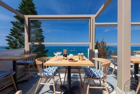 ЛЯТО и Септемврийски празници на остров КРИТ, SERENITY BLUE HOTEL 4*: Самолетен БИЛЕТ с включени летищни такси + 7 нощув