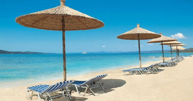 5 звездна морска почивка през август в Alexandros Palace Hotel & Suites 5*, с включени закуски и вечери на блок маса!