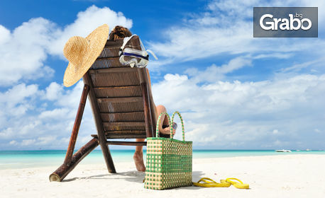 До края на Август в Слънчев бряг! 3, 4 или 5 нощувки за двама или четирима
