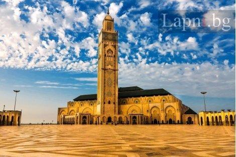LAST MINUTE! МАРОКО, Великолепието на Имперските градове: Самолетен билет с чартър + 7 нощувки със закуски и вечери в хо