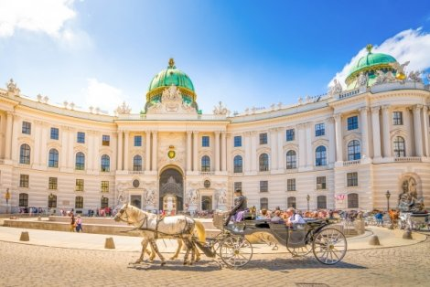 Столиците на Централна Европа! Транспорт + 3 нощувки със закуски в хотели 3* + Панорамна и пешеходна обиколка с местен е
