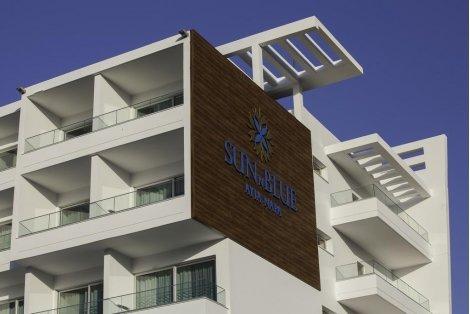 НОВО! ПОЧИВКА в КИПЪР, хотел GAIA SUN N BLUE HOTEL 4*! Самолетен билет + 7 нощувки със Закуски и Вечери на цена от 1278