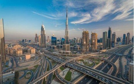АБУ ДАБИ И ДУБАЙ! Самолетен билет София с директен полет с Fly Dubai с вкл. самолетни такси и трансфери +  7 нощувки със