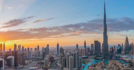 ПОЧИВКА В ДУБАЙ! Самолетен билет София с директен полет с Fly Dubai с вкл. самолетни такси и трансфери + 5 нощувки със з