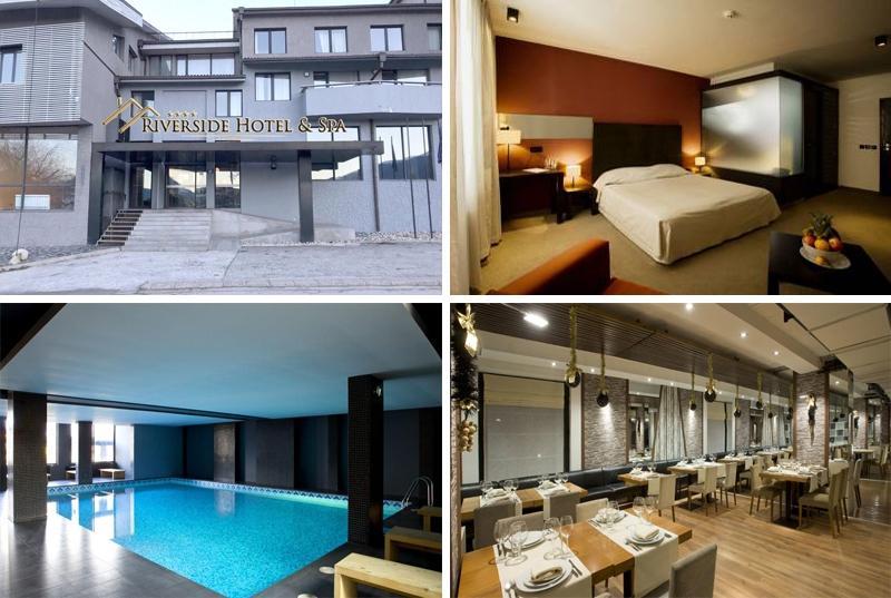 Двудневен и тридневен пакет на база All Inclusive + ползване на басейн и СПА в Хотел Ривърсайд, Банско