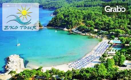 На плаж в Гърция! Еднодневна екскурзия до Керамоти, плюс възможност за посещение на Тасос
