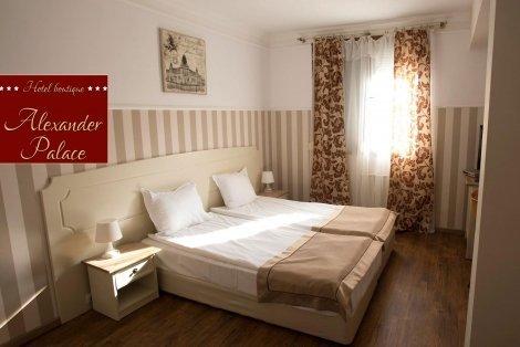Хотел Alexander Palace 3* в полите на Витоша: 1 нощувка в Двойна Стая за ДВАМА за 50 лв.