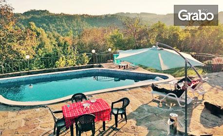 Почивка край Велико Търново! 2 нощувки със закуски, плюс басейн