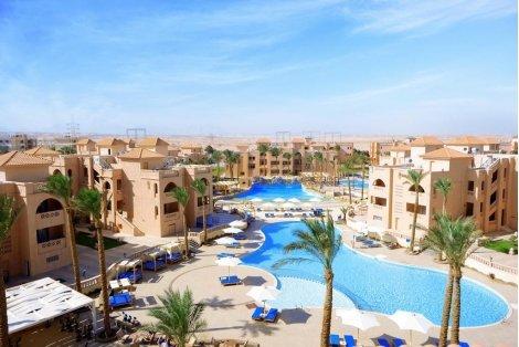 Египет в хотел ALBATROS SEA WORLD 4* с АКВАПАРК: Чартърен Полет с трансфери + 7 нощувки на база ALL INCLUSIVE в стандарт