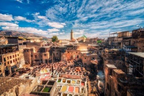 Съкровищата на Португалия, Испания и Мароко, с кацане в Маракеш: Самолетен билет с чартър + 6 нощувки със закуски и Вече