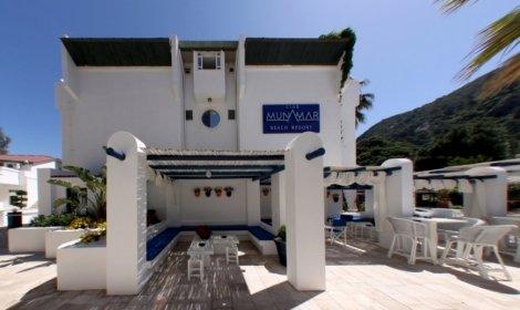 Лято в Мармарис, хотел MUNAMAR BEACH RESORT 4*: Автобусен транспорт + 7 нощувки ALL INCLUSIVE на цени от 504 лв. на ЧОВЕ
