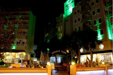Лято в Мармарис, хотел AEGEAN PARK 3*: Автобусен транспорт + 7 нощувки ALL INCLUSIVE на цени от 367 лв. на ЧОВЕК