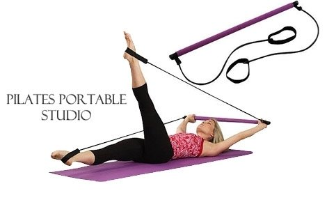 Оригинален комплект Пилатес - преодолява стреса и поддържа тялото ви в перфектна форма! Сега само за  14.90 лв