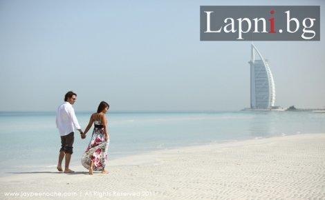 EСЕН в ДУБАЙ! Самолетен билет + 7 нощувки със закуски в хотел AL SARAB 3* + Целодневна екскурзия на Дубай, посещение на