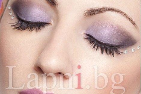 Удължаване и сгъстяване на мигли косъм по косъм или 3D мигли само за 28.90 лв. от ART Beauty Studio S&D