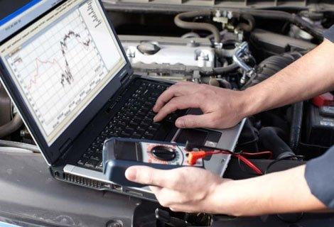 Компютърна диагностика с най-новия софтуер, изчистване на грешки и безплатен цялостен преглед на автомобила от  от АВТОЦЕНТЪР НОН СТОП само за 9.90 лв.!