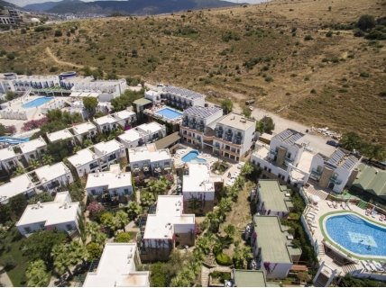 Лято в Бодрум, хотел JASMIN BEACH HOTEL 4*: Автобусен транспорт + 7 нощувки ALL INCLUSIVE на цени от 481 лв. на ЧОВЕК