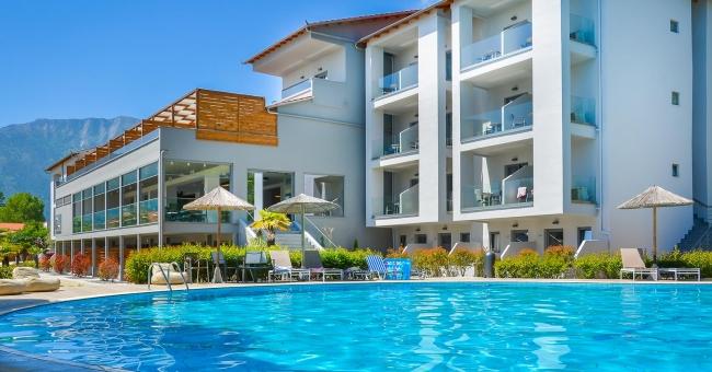 All Inclusive оферта за 21 - 24 септември на остров Тасос, хотел Princess Golden Beach Hotel 4*