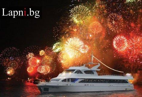 НОВА ГОДИНА В ИСТАНБУЛ: 3 нощувки със закуски в хотел 3*/ 4*/ 5* със закуски + Новогодишна Гала вечеря на Яхта по Босфор